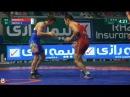 КМ 2017 59 кг - Мингиян Семенов Россия vs Саман Мурад Абдули Иран