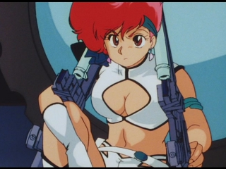 [AniDub] Грязная Парочка OVA l Dirty Pair OVA [04] [Azazel, Oni]