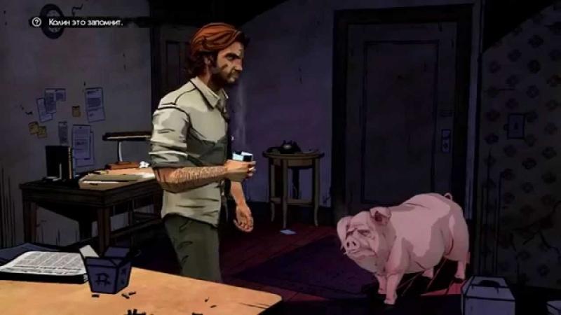 The Wolf Among Us Эпизод 1 2 Серия Синяя Борода