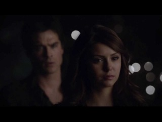 ELENA (CATHERINE) BREAKS UP WITH/ REJECTS DAMON- The vampire Diaries 5x12- the devil inside