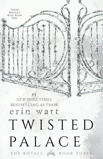 Twisted Palace (The Royals #3)
