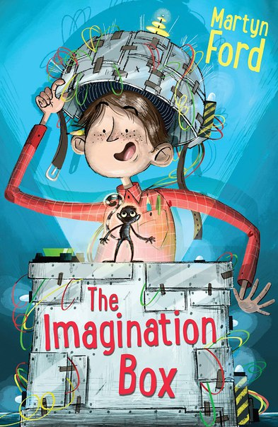 Martyn Ford - The Imagination Box