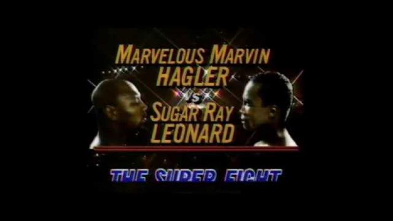 Легендарные бои Леонард Хаглер 1987 FightSpace ktutylfhyst jb ktjyfhl fukth 1987 fightspace
