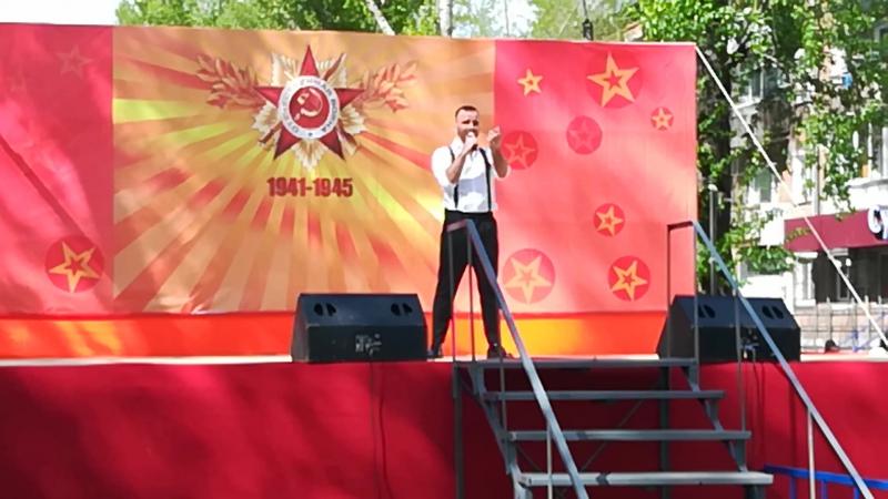 Песня из фильма 17 мгновений весны Руслан Ивакин Gurude 9 мая 2017 в Абакане