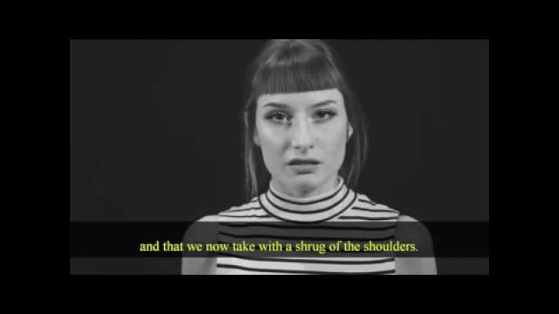 Frauen in Deutschland klagen daß Merkel System an! UN BevölkerungsAustauschProgramm