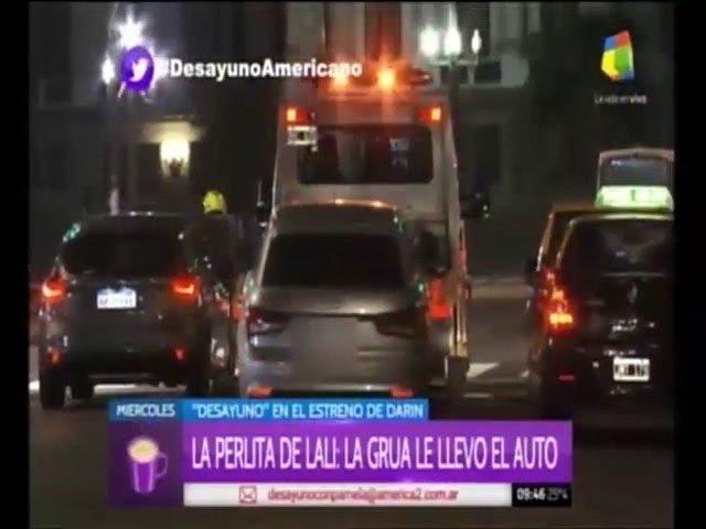 Lali Esposito habla de Benjamin Amadeo 2017 Benjali
