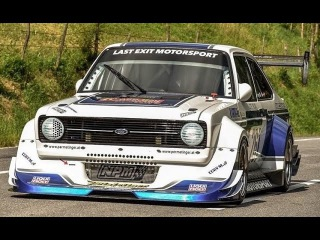 Ford Escort Mk2 Cosworth //  On the Limit Monster