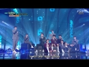 [PERFORMANCE] [13.10.17] Music Bank — 티알씨엔지 (TRCNG) — My Very First Love (рус.саб)