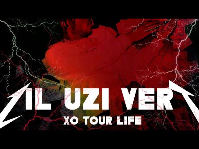 LIL UZI VERT XO TOUR Llif3 ALL MY FRIENDS ARE DEAD ПЕРЕВОД WITH RUSSIAN SUBS