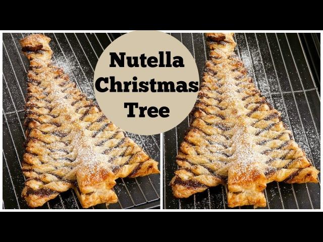 Nutella Christmas Tree * Nutella eglutė