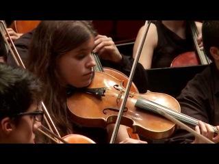 Wagner: Preludio y muerte de amor - Tristan e Isolda -Gimeno - Orq. Joven de la Sinfónica de Galicia