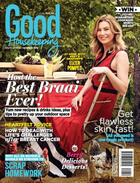 Good Housekeeping South Africa - October 2016