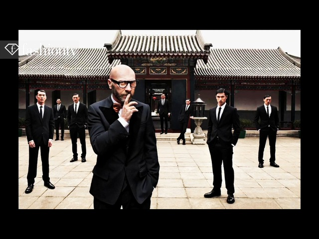 Dolce Gabbana for Prestige Hong Kong by Guiliano Bekor Making Of FashionTV FTV F MEN