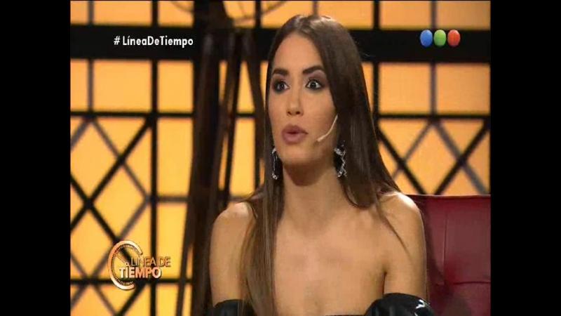 Benjali Lali Esposito habla de Benja Amadeo en Línea De Tiempo 29 07 2017