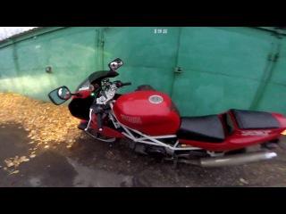 Покупка Б\У Мотоцикла 17.10.16 Yamaha TRX 850