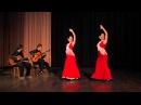 Entre dos aguas (Paco de Lucia) - flamenco dancing and guitar, Barcelona