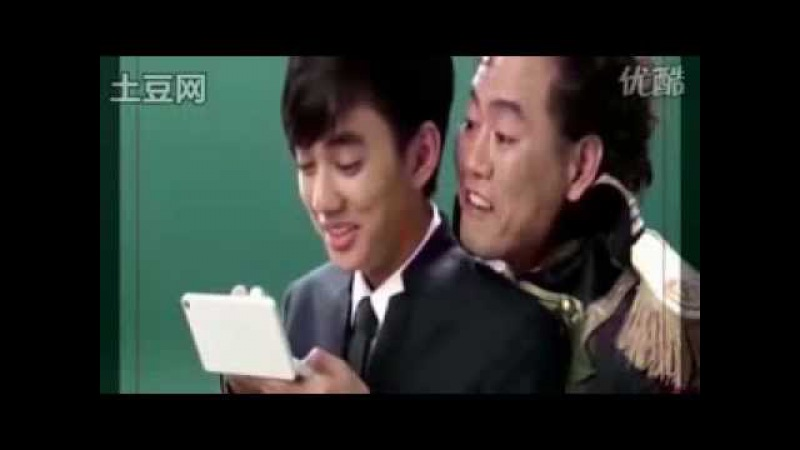 Yoo Seung Ho @ Iriver Dicple CF Making Film 2010