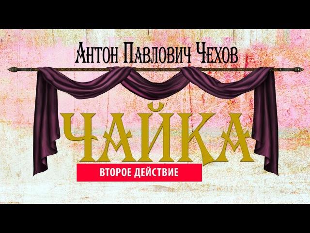 А.П. Чехов, ЧАЙКА, второе действие 2015 год (РНДТ)