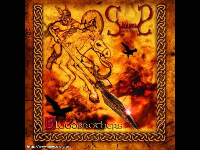 Sleipnir - Bloodbrothers (Full album)