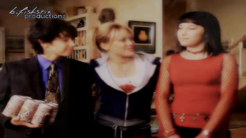 Lizzie McGuire Лиззи Магуайр You know you can call me