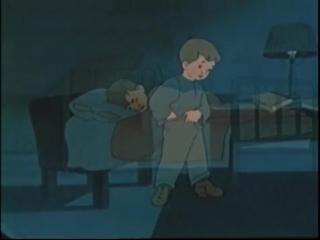 Федя Зайцев  Советские поучительные мультфильмы про школу и пионеров