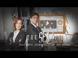 The seX Files: A Dark XXX Parody / Секс-Файлы: Темная Пародия порно кастинг HD Жесткое Молоденькие русская Секс Трах Ебля Сосет