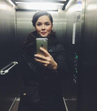 Анна Афанасьева Журналист Голая
