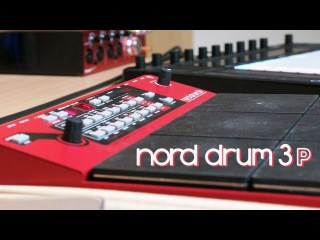 Nord Drum Jam with Ableton Push