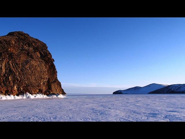 Недельный поход по льду озера Байкал Baikal Ice Trip 2017
