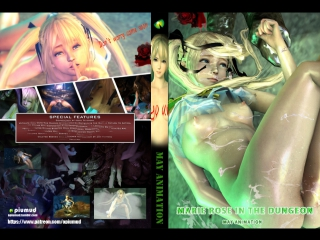 Vk.com/watchgirls rule34 dead or alive rose marie (sex dungeon) sfm 3d porn monster sound 10min opiumud