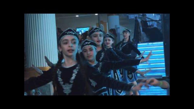Отчетный концерт Держи ритм 2017 Моя большая армянская свадьба
