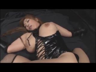 naho hazuki - bdsm fetish latex sex