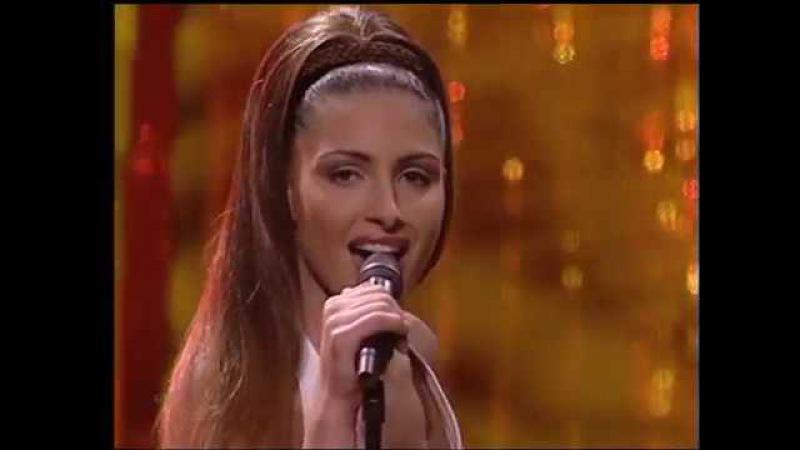 Евровидение-2001. Antique - Die for you. Греция. 3 место.