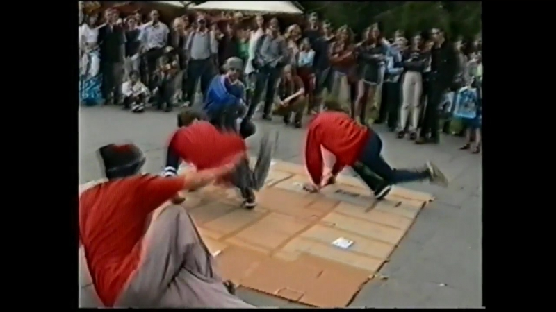 D.D.CREW street break dance jam_Malish_ b-boys fastival NRJ 98