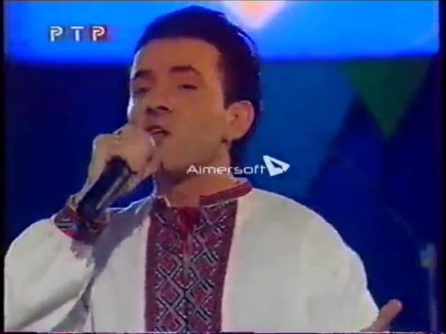 Сергей Рогожин--Вернись в Сорренто. Муз. ринг.Украина-Белоруссия.