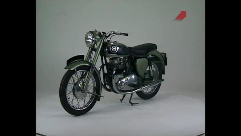 Английские мотоциклы от А до Я 07