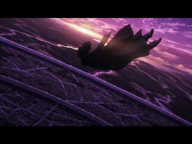 Аниме клип Падаю я во тьму Akame ga Kill x Gurren Lagann