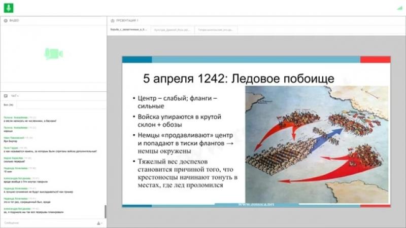 Занятие 3 Борьба с захватчиками и культура Древней Руси