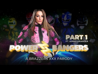 🔴 LIVE Stream:  Kimmy Granger in Power Bangers: A XXX Parody Part 1