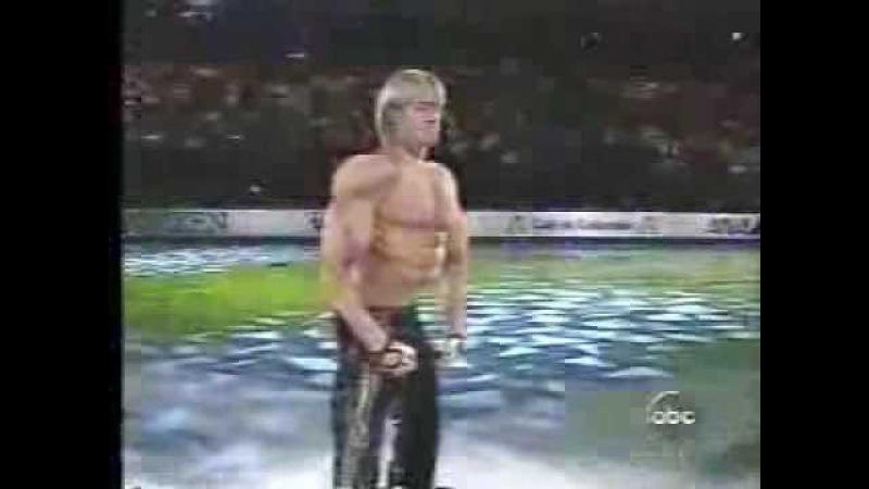 Yevgeny Plushenko 2001 World Figure Skating Championships is a Sex Bomb