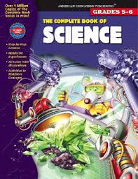 Complete Book of Science Grades 5-6 2005