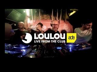 Kolombo, LouLou Players, Sharam Jey & Mason B2B  Amsterdam Dance Event 2017, De Club Up