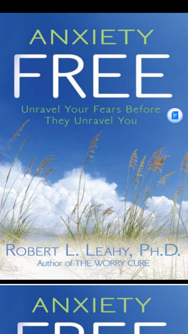 anxiety free unravel your fears