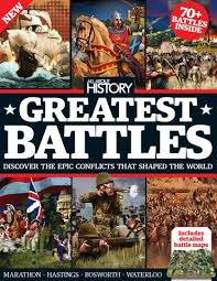 060 zz All About History SE Greatest Battles 2015