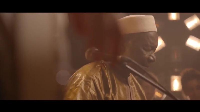 Moriarty feat Moriba Koita Rambling Man Live @ Nova Sessions