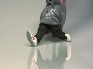 Fancy Finger Feet Breakdance