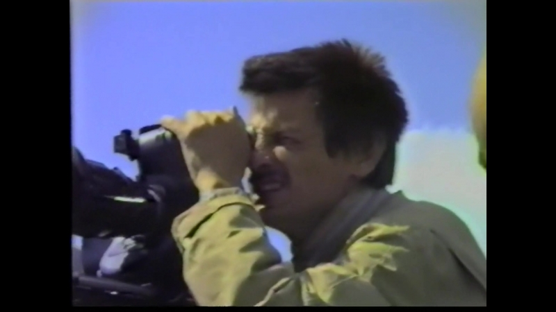Фрагмент фильма Один день из жизни Андрея Арсеньевича Съемочная площадка фильма Жертвоприношение
