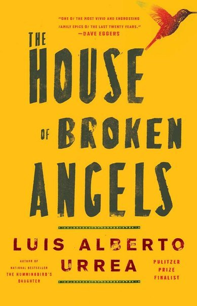 [Fiction] The House of Broken Angels