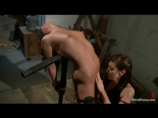 Лесбийское насилие - wired pussy - jan 28, 2010 - princess donna and jade indica