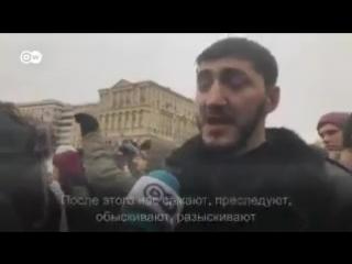 Яркая речь одного из участников протестов в Москве.